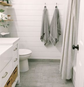 Guest Bathroom Remodeling