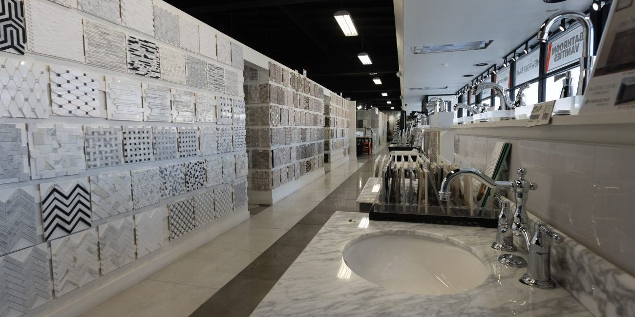 Our Bathroom Remodeling Showroom North Hollywood California